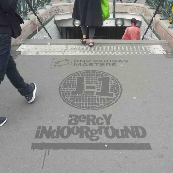 Compte à rebours J-1 au clean-tag pour Bercy Indoorground