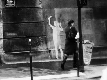 Clean-tag à Paris pour le Service Civique
